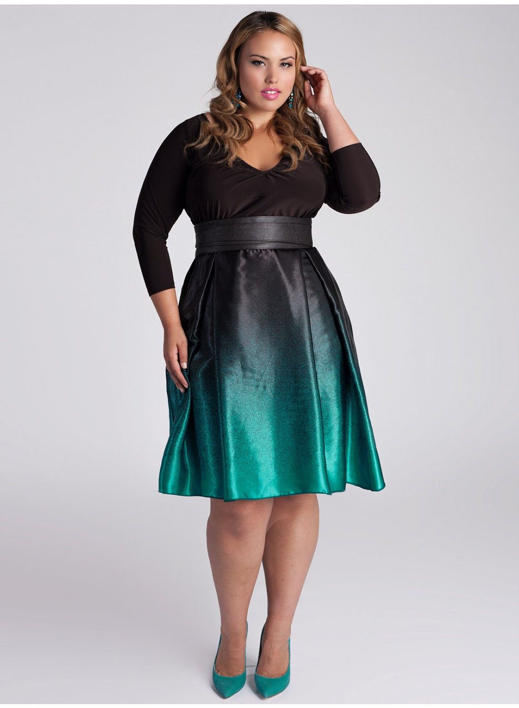 33 plus size dresses for 2015 – the wow style