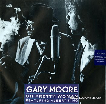 MOORE, GARY oh pretty woman