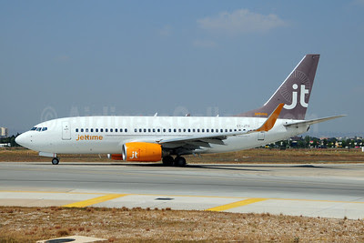 Jettime Boeing 737-7L9 WL OY-JTU (msn 28010) AYT (Ton Jochems). Image: 909362.