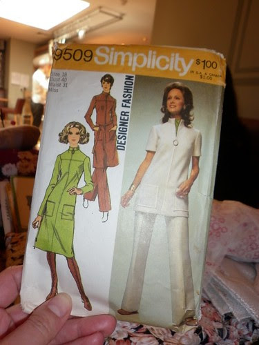 16 - Simplicity Pattern 9509 (Vintage)