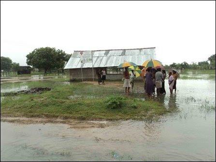 Floods in Ki'linochchi