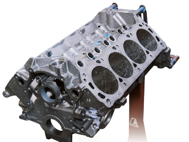 Ford 302 V8 Engine Assembly Superior Automotive Parts List Sport Truck Magazine