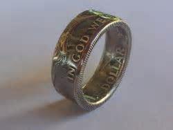 Men's Tungsten Online   Franklin Half Dollar Ring