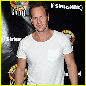 Patrick Wilson's 'Aquaman' Muscles Fill Out His White Tee
