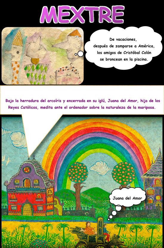 Juan Carlos Mestre en Imagina cuántas palabras