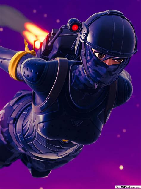 fortnite batalha real agente de elite hd wallpaper