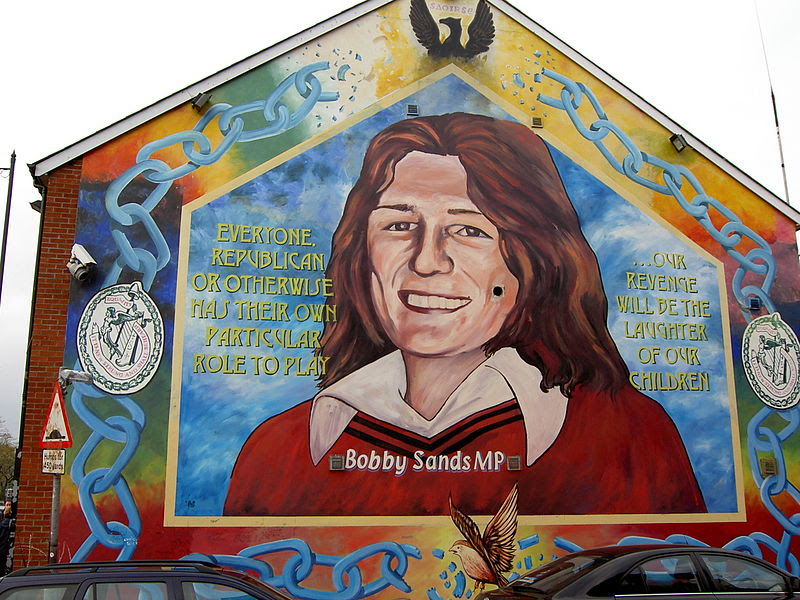 Bobby Sands Mar 9, 1954 to May 5, 1981