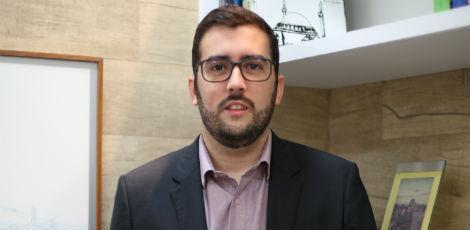 Diretor-executivo Rafael Freire ressalta expertise para agilizar obra. / Foto: Divulgação