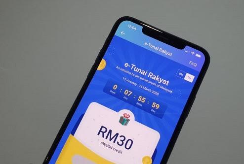 E-wallet RM50, kelebihan kepada Guan Eng