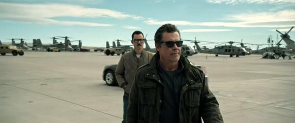 Josh Brolin and Jeffrey Donovan return as CIA operatives bent on taking the war to a drug cartel in SICARIO 2: SOLDADO.