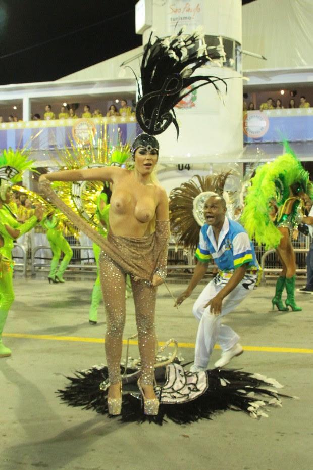 Ju ISen (Foto: Amauri Nehn/ Brazil News)