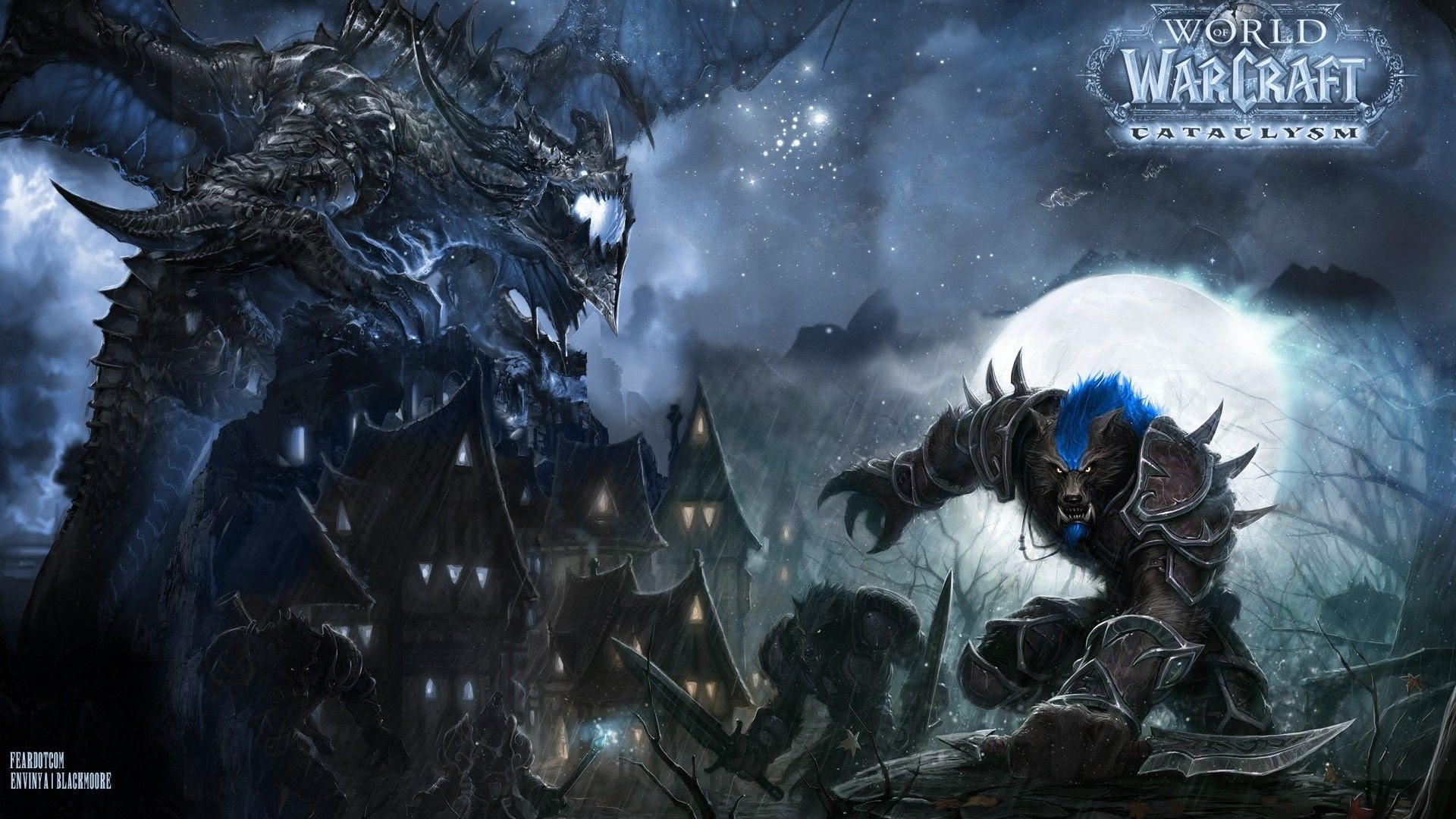 World Of Warcraft Hd Wallpapers Desktop Backgrounds Mobile 1920x1080