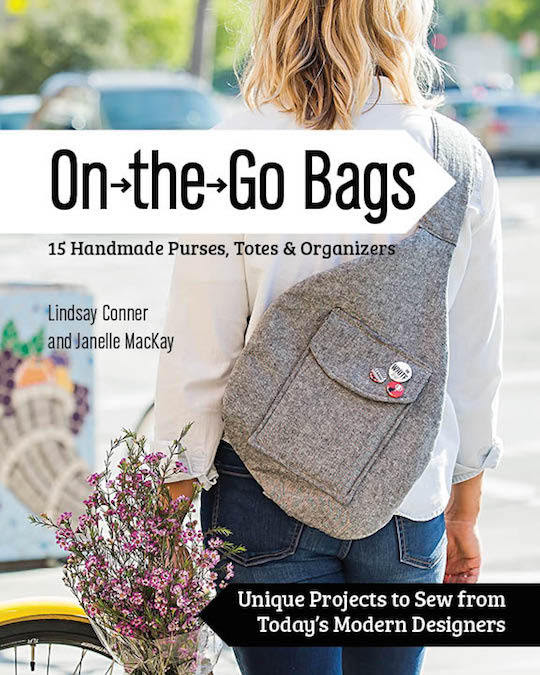On the Go Bags (Dec. 2015, Stash Books)