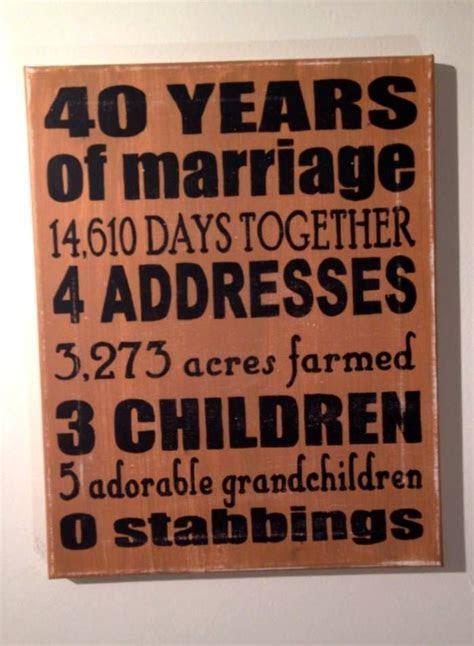 40Th Wedding Anniversary Party Ideas   Wedding Ideas