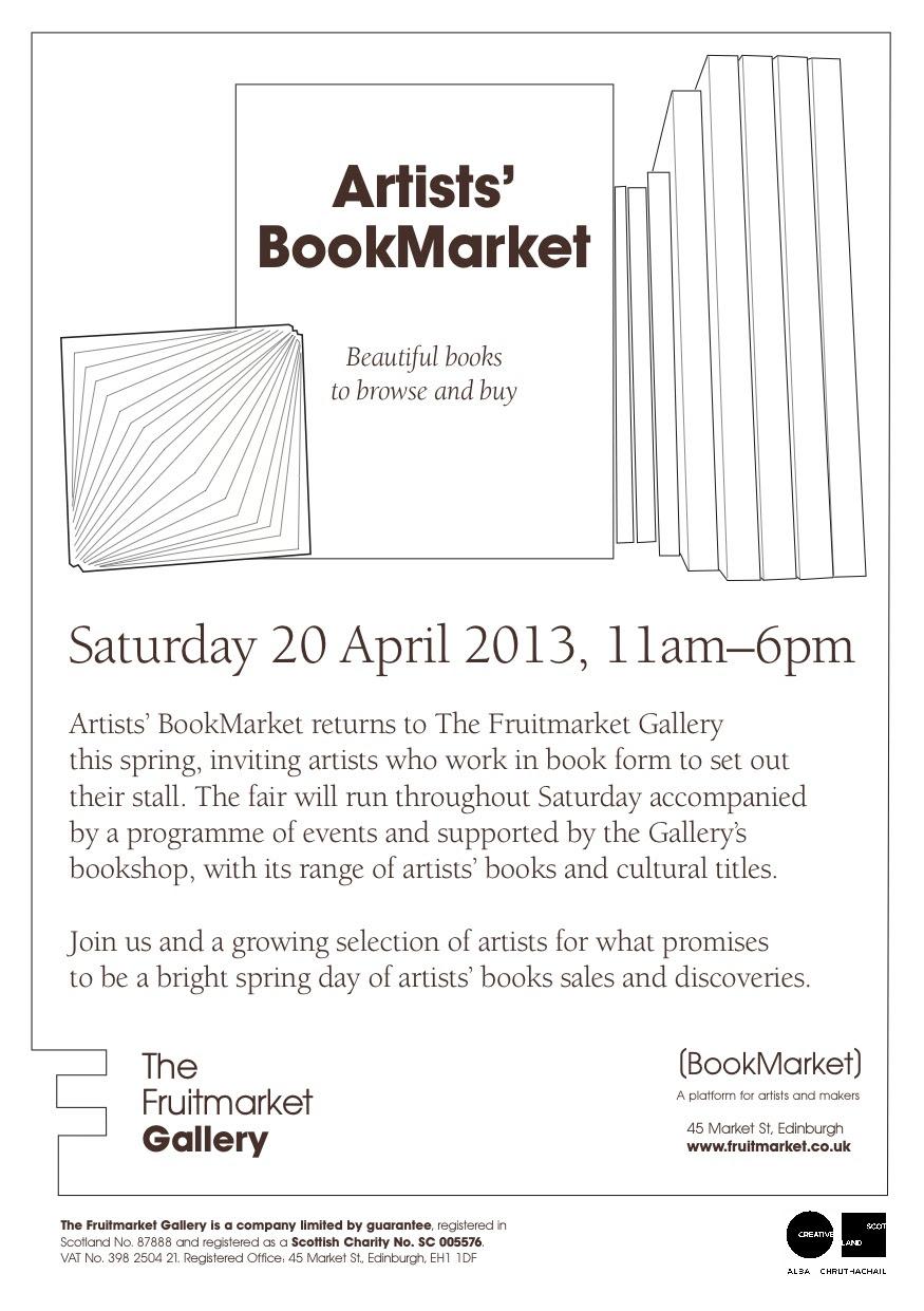 Artists' BookMarket