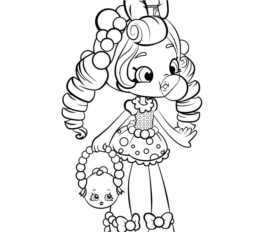 Coloring And Drawing Lol Surprise Big Sister Coloring Pages