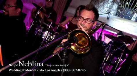 Latin Music Bands for Weddings Los Angeles   YouTube