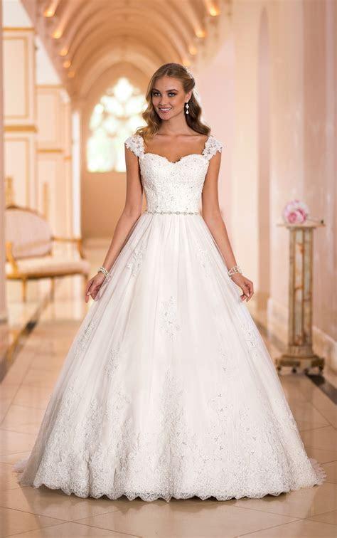 Sexy and Extravagant Stella York Wedding Dresses 2014
