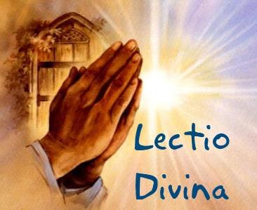 Resultado de imagen para lectio divina de hoy