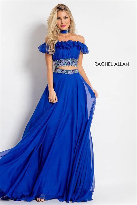Rachel Allan 6010 Two Piece Prom Dress   MadameBridal.com