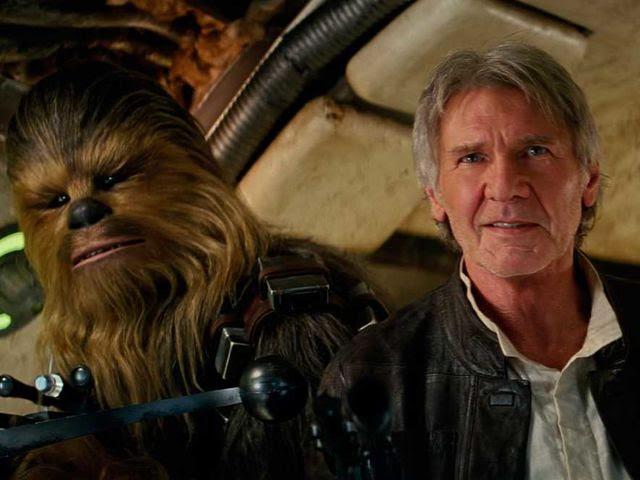 Star Wars: Episodio VII - El despertar de la Fuerza