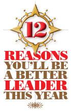 12 Reasons Better Leader