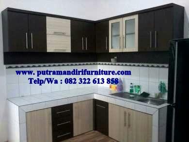 Desain Kitchen Set Minimalis Desain Model Furniture Jepara Terbaru