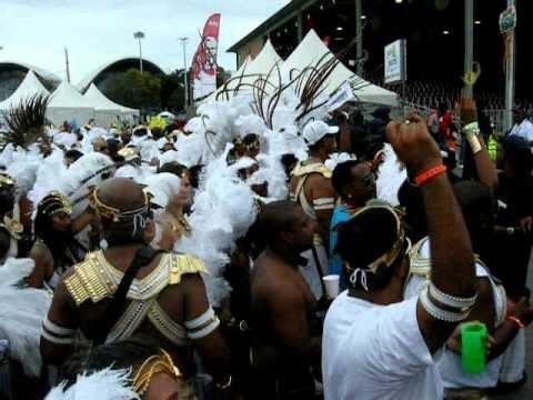 Trinidad Carnival Diary: Trinidad Carnival Diary