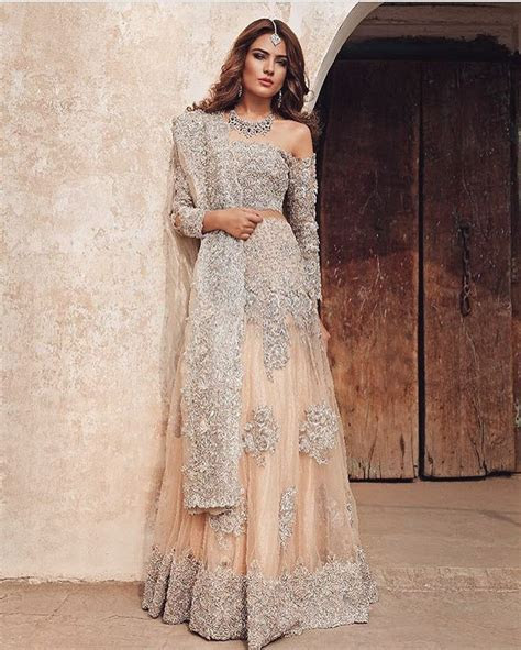 Pin by rahima on Dulhan   Wedding dresses, Pakistani