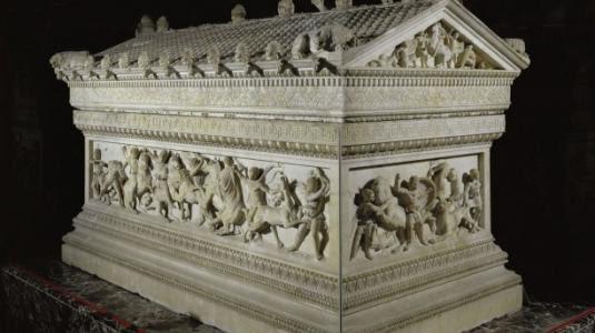10 Ιουνίου 323π.Χ. Το μυστήριο του θανάτου του Μεγάλου Αλέξανδρου!!