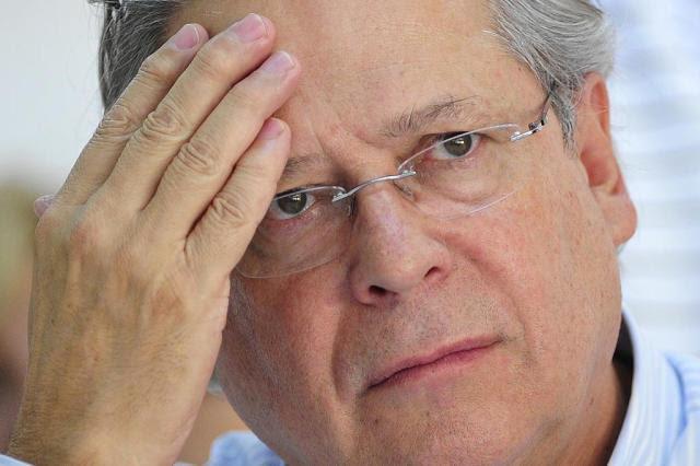 Dirceu deve passar para prisão domiciliar nos próximos dias Diego Vara/josé dirceu,líder,pt,partido dos trabalhadores,encontro
