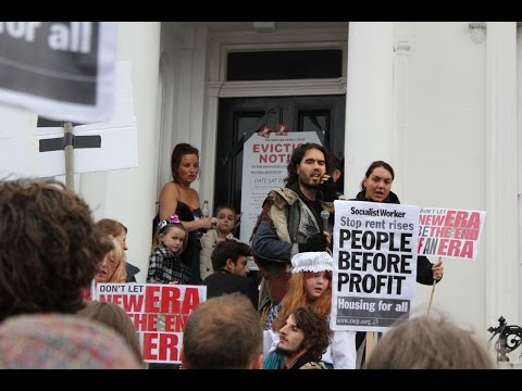 New Era Estate serves eviction notice on property developers - Russell Brand Trews Reports (E2)