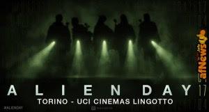 """Il programma del """"Giorno di Alien"""", domani all'UCI di Torino!"""