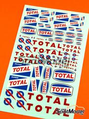 Virages: Calcas escala 1/24 - Total logos