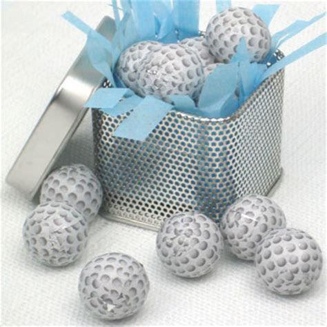 Mini Chocolate Golf Balls   per lb. :: Edible Favors
