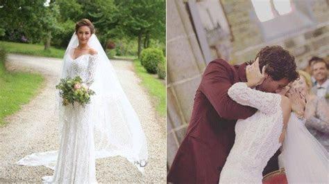 Photos Of Solenn Heussaff And Nico Bolzico's Wedding   SPOT.ph