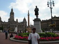 Glasgow City Hall, Glasgow, Scotland, United Kingdom