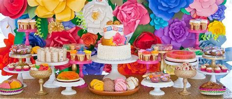 Kara's Party Ideas Colorful Mexican Themed Baby Shower
