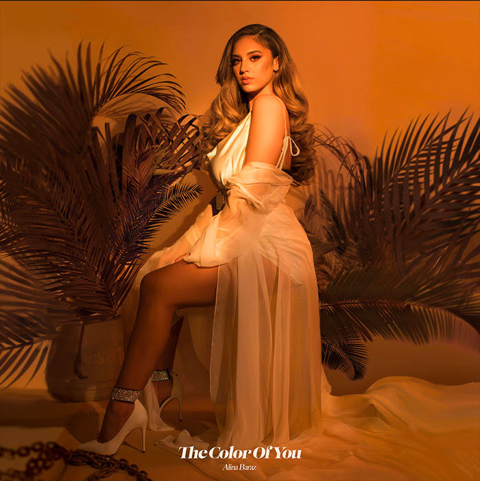 Listen to Alina Baraz's surprise project <i>The Color Of You</i>