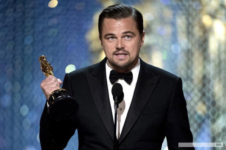 Premios Oscar | Tras cinco nominaciones, Di Caprio finalmente ganó un Oscar