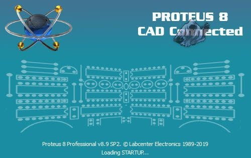 Proteus Professional 8.9 SP2 Build 28501 [windows]