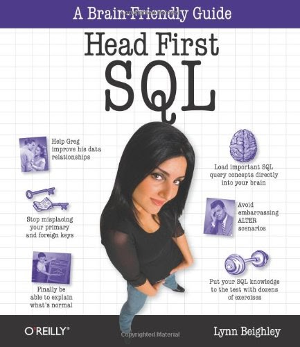 Head First Sql  Your Brain On Sql