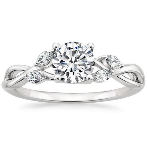Vine Engagement Ring   Willow   Brilliant Earth