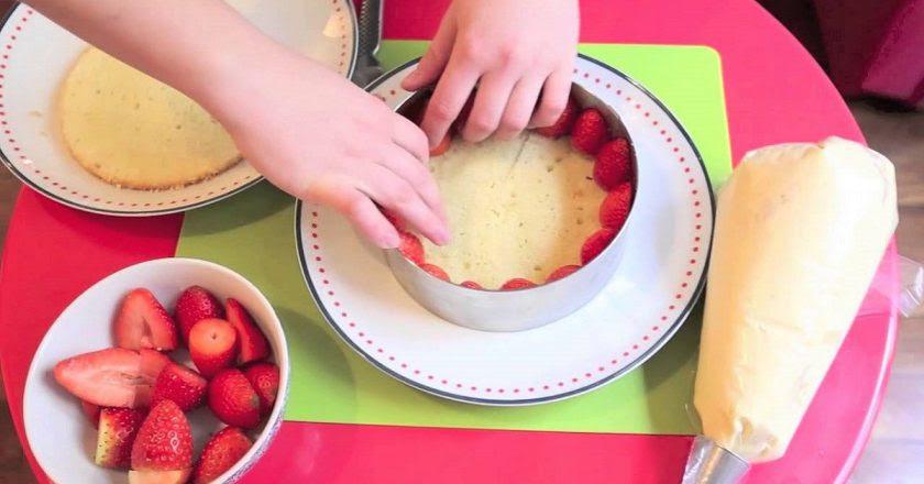 Торт «Фрезье»