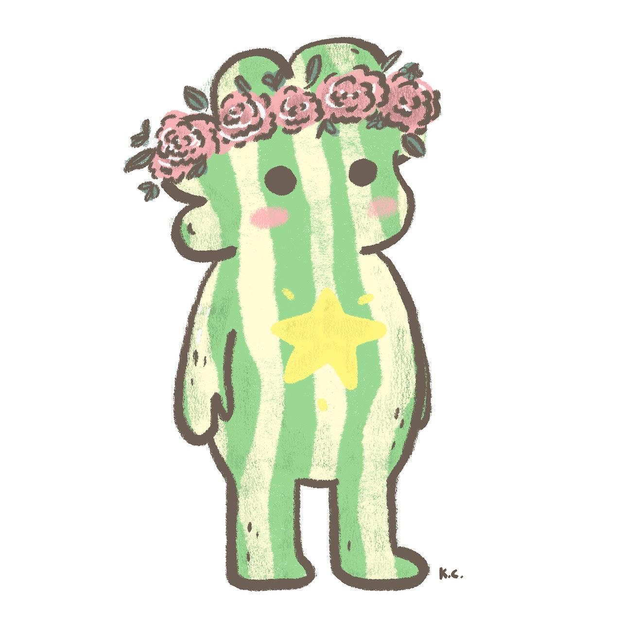 Watermelone Steven 🍉