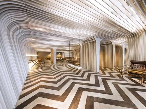 51 Intricate Optical Illusion Interiors