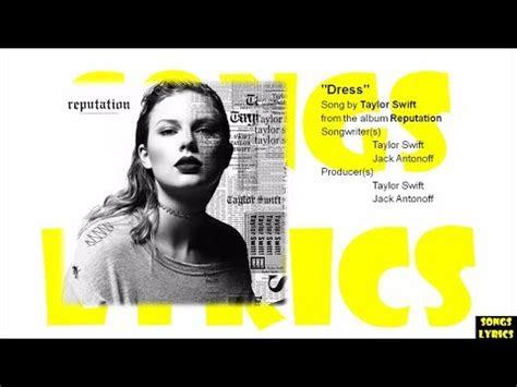 Taylor Swift Dress Youtube