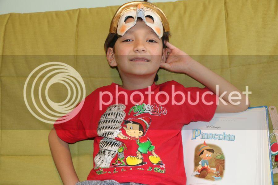 Teddy Pinocchio Signature Collection