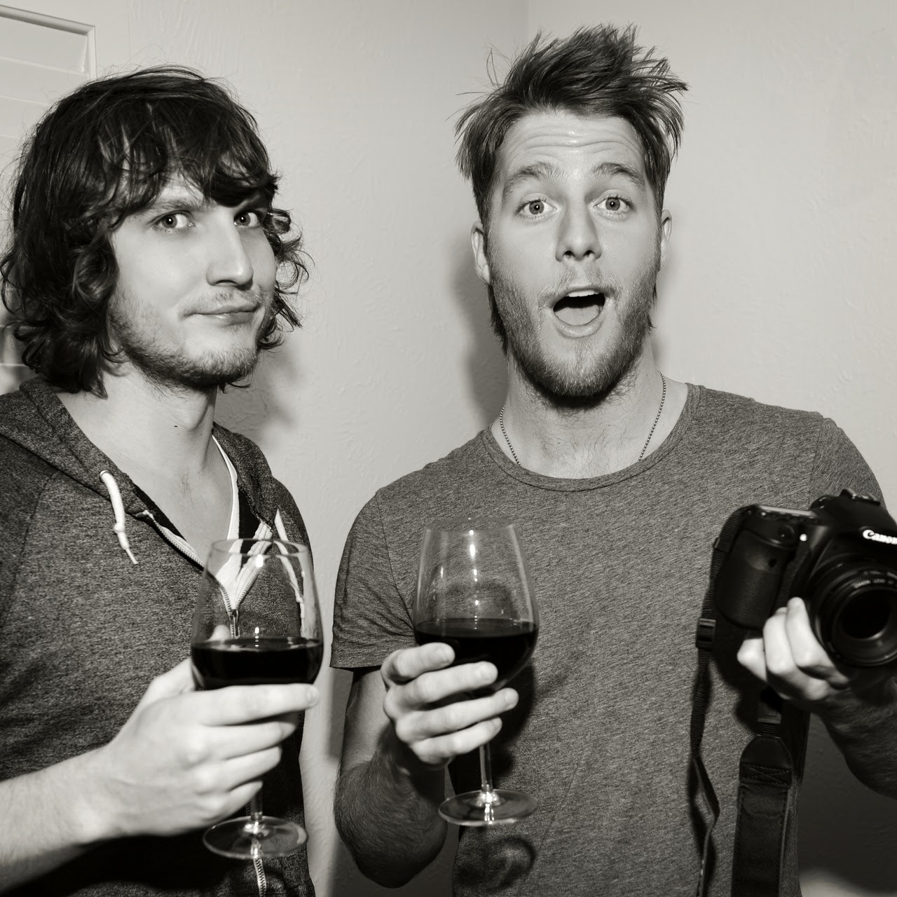 Scott and Jack. I miss these two. (x)