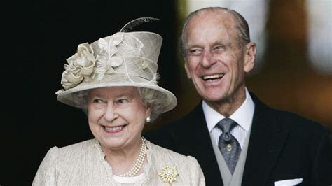Queen Elizabeth and Prince Philip celebrate their 70th